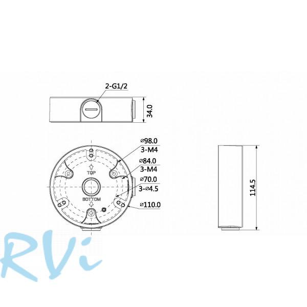 RVi-1BMB-7 white