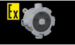 Взрывозащищенная коробка RVi-4TJB-AS/K01.С-Ex