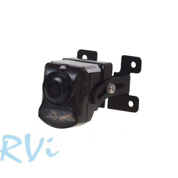 Миниатюрная камера видеонаблюдения c ИК-подсветкой и встроенным микрофоном RVi-C111А (2.35 мм)