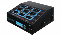 RVi-TM-01, 8Tb Терминал архивации, зарядки и хранения данных настольный